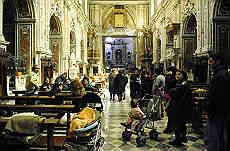 Chiesa Carmine Occupata
