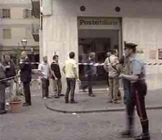 Poste Carabiniere Ucciso