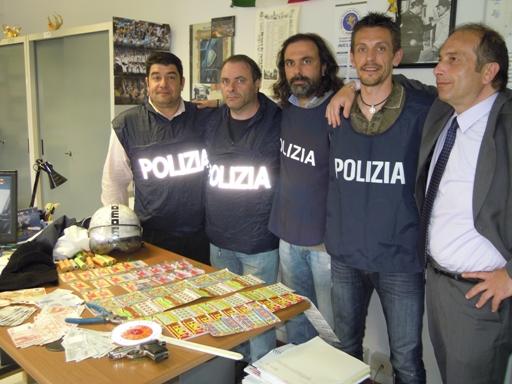 Furti Arezzo Stradale