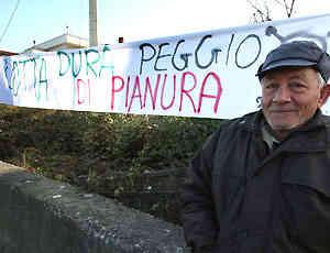Protesta Discarica