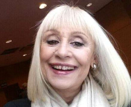 Raffaella Carr Selfie