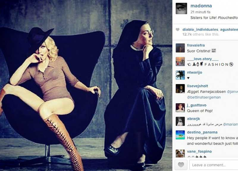 Madonnasuorcristina