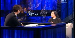 Suor Cristina Fazio