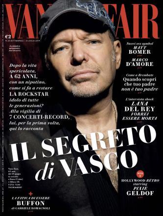 Vasco Rossi Vanity