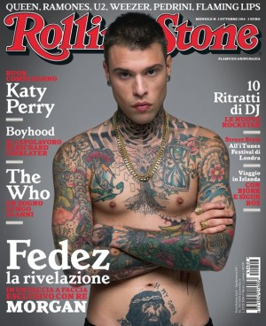 Fedez Rollingstone