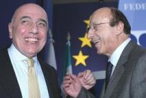 Galliani e Moggi