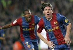 Messi in gol due volte