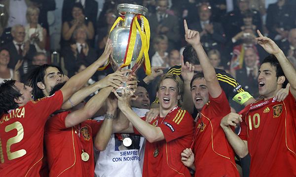 Spagna Campione