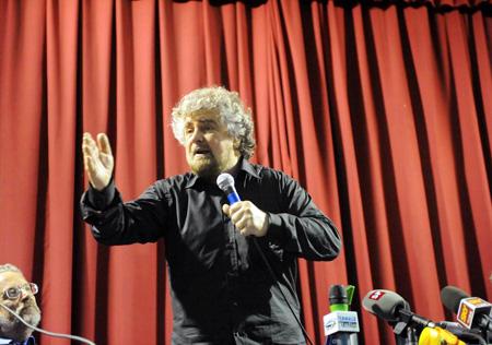 Grillo Monnezza Day