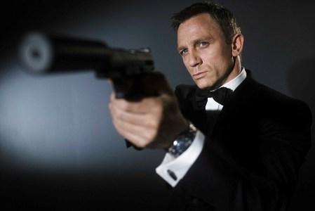 Daniel Craig 007 Pistola
