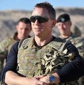 Daniel Craig Afghanistan
