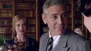 George Clooney Downtonabbey