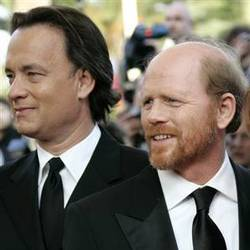 Tom Hanks e Ron Howard