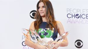 Sandra Bullock  Peoples Choice Awards2014