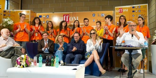 Premiazione Giffoni2014