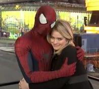 Spiderman Timesquare