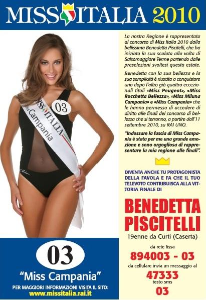 Benedetta Locandina