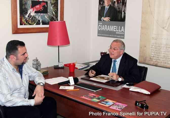 Ciaramella Intervista2
