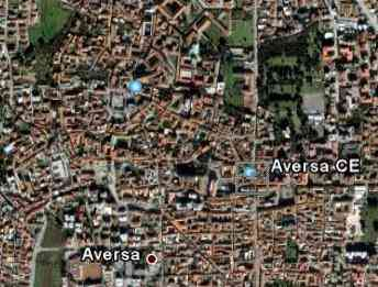 Aversa da Google Earth
