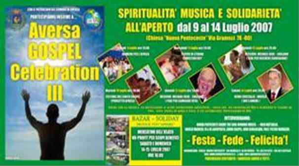 Aversa Gospel 2007