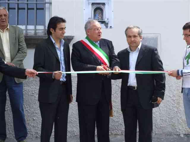 Edicola Viasaporito Inaugur